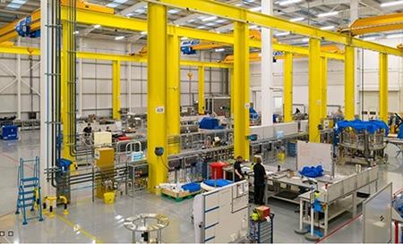 Sartorius se expande en el Reino Unido trasladándose a una nueva instalación para equipos de procesamiento downstream