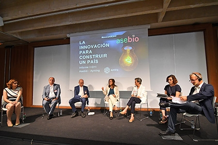 Asebio lanza un informe que alerta sobre la falta de apoyo a la Investigación y Desarrollo empresarial en España