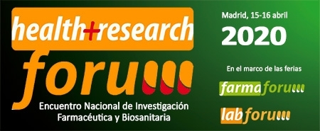 Health+Research Forum, the National Meeting of Pharmaceutical and Biosanitary Research
