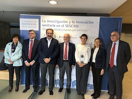 La Fundación Instituto Roche y el SESCAM ponen en valor la investigación e innovación