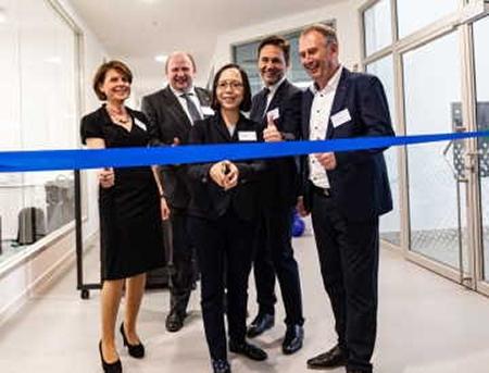 GENEWIZ celebra la apertura de su sede europea en Alemania